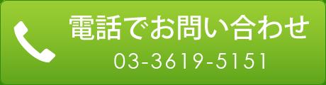 電話でお問い合わせ 03-3619-5151